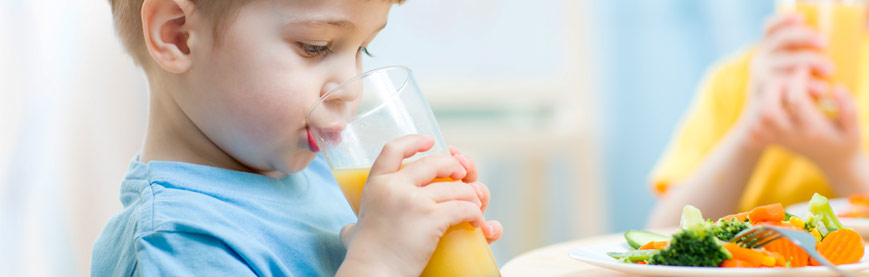 8 Super Healthy Foods We Guarantee Your Kid will Eat